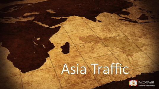 I will get 10000 Website Traffic from Asia in 10-15 days