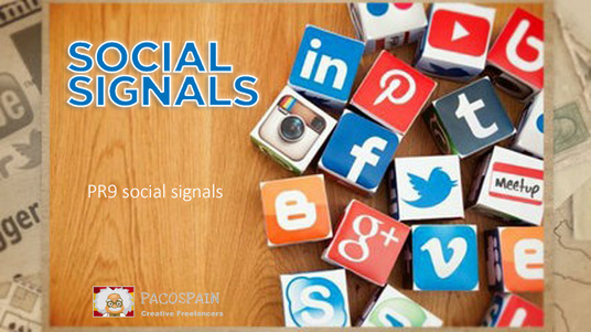 provide 2,400 High Quality Social Signals from the Best Social Media Website