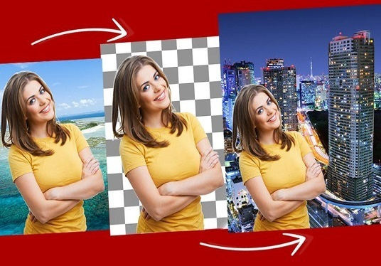 I will do adobe PHOTOSHOP image editing, retouching, background removal or change