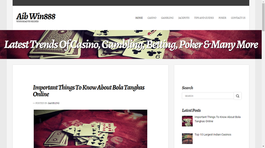 Get Your Link Placed On DA41 Casino Blog