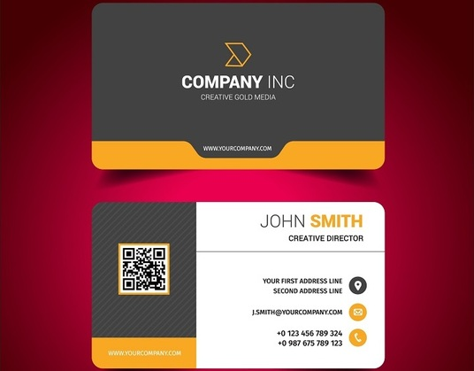 I will create 2 AWESOME business cards in just 2 Hours