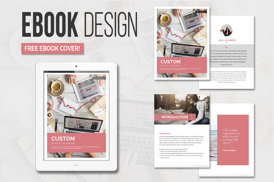 I will design PDF ebook layout or ebook interior design