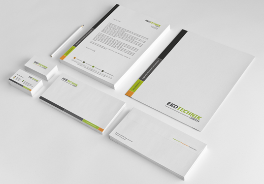 Design eye catching stationery with business card letterhead and cccccc design eye catching stationery with business card letterhead and invoice reheart Choice Image