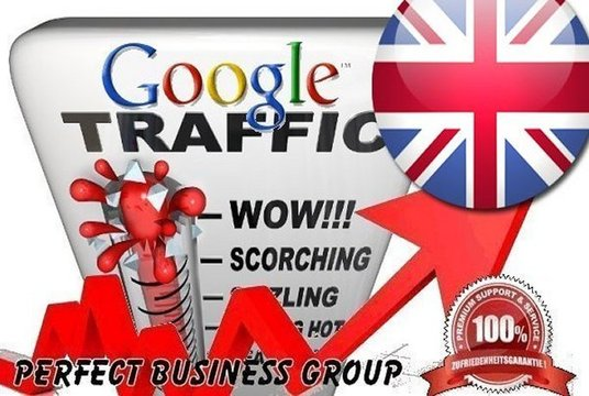 I will Drive 15,000 Unique UK Website Traffic or Visitors Safe And Secure