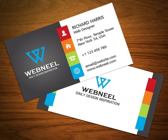 I will Make Awesome Double Sided Business Card