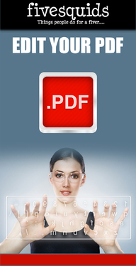 edit your PDF quickly