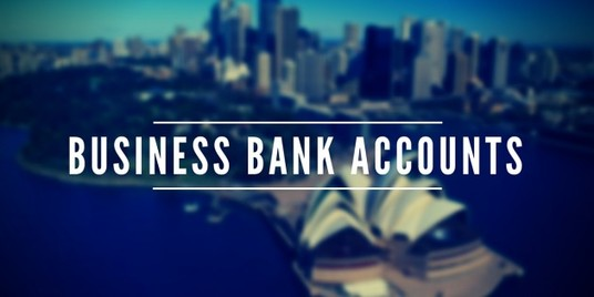 I will advise you about business banks accounts and overdrafts