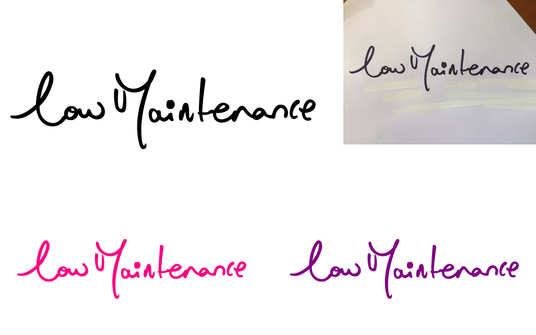 I will convert your handwritten signature into high quality electronic signature