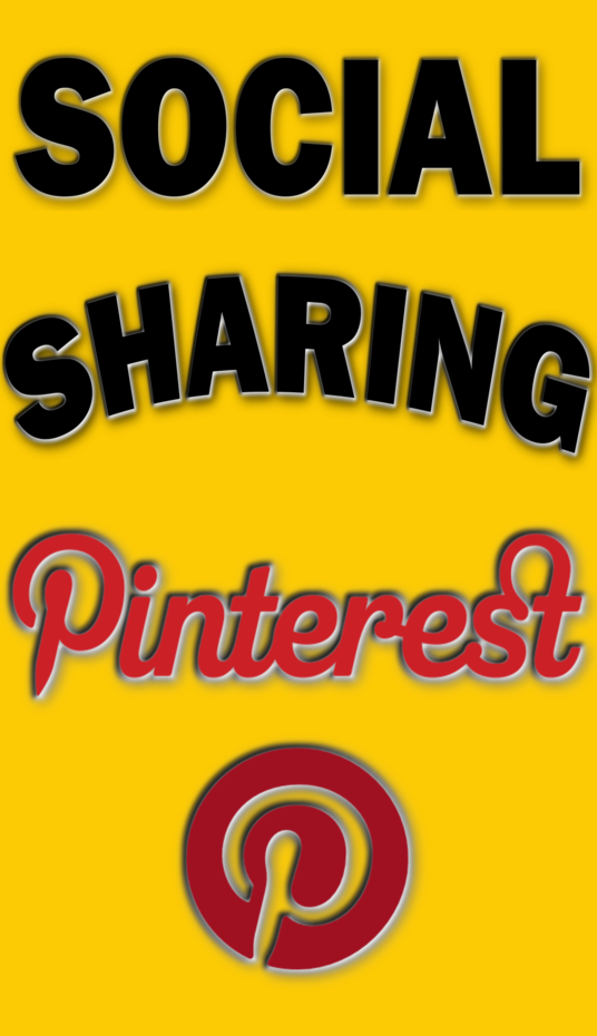 I will Do 200+ Social Sharing SEO Manually on Pinterest
