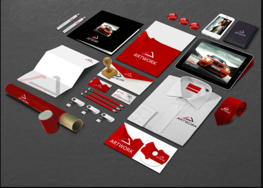I will Design Business Card, Letterhead, And Stationary Branding