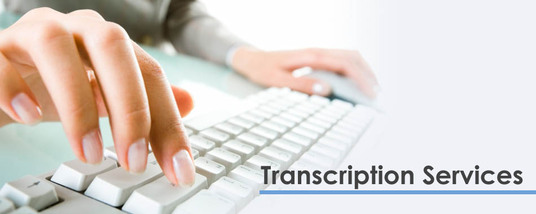 I will transcribe your content (audio, videos, images)