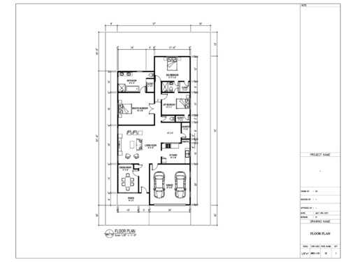 Draw professional floor plan