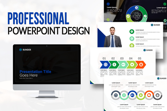 I will Design Modern and Professional PowerPoint in 24 Hours