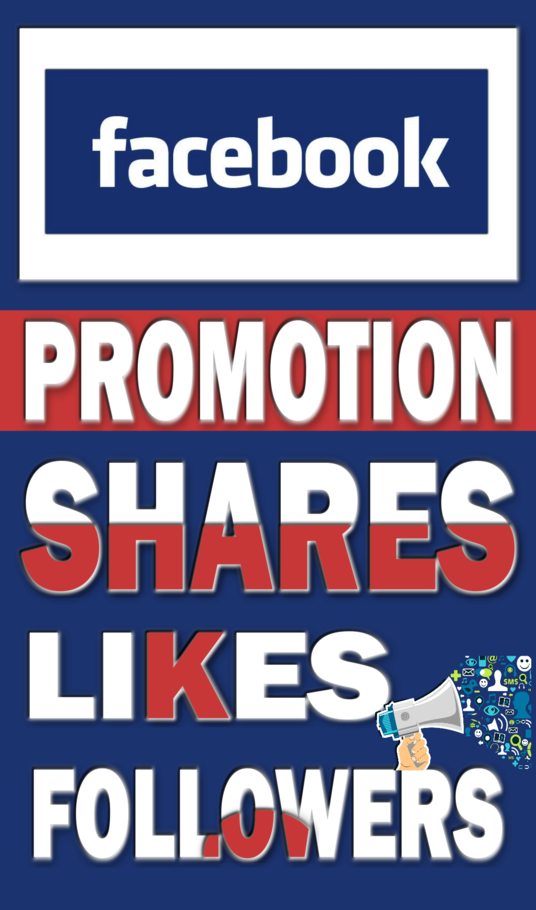 I will Naturally Promote and Grow your Facebook
