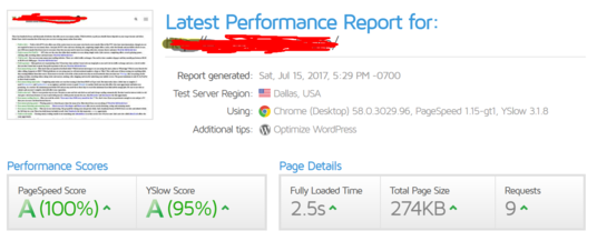 I will Boost your Website's GTmetrix PageSpeed score above 90