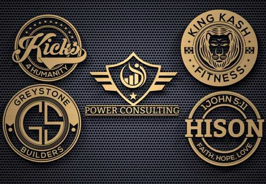 I will Design awesome vector logo for your business