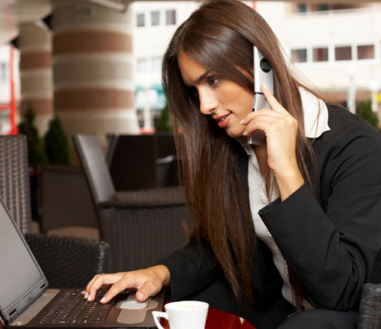 I will make 10 sales calls on behalf of your company