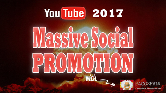 I will do massive YouTube Video domination method  to help increase views and like