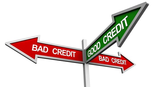 I will advise you how to repair your credit rating