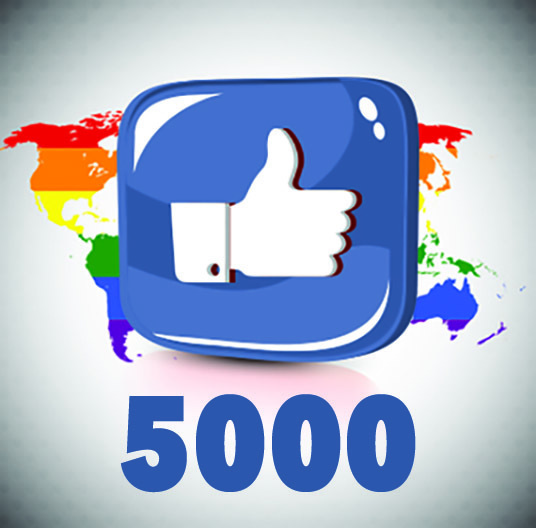 I will add 5000 real non drop facebook fanpage likes