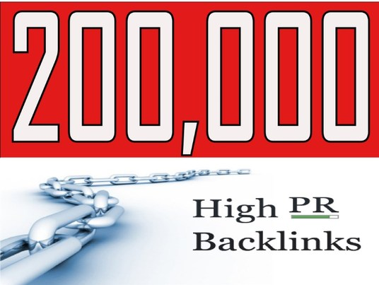 I will provide 200,000 GSA SER SEO Backlinks