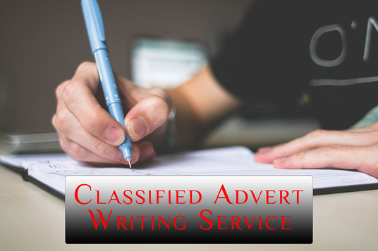 I will Write A MAGNETIC Classified Advert To Get You More Sales
