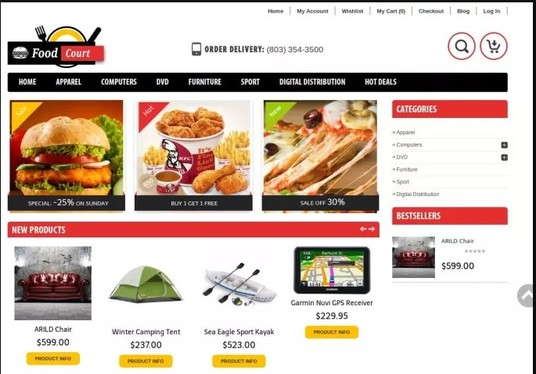I will Design or Redesign business or company website