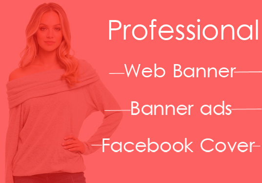 I will make a Catchy Web Banner or Website Header