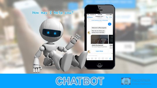 I will create chatbot for your business