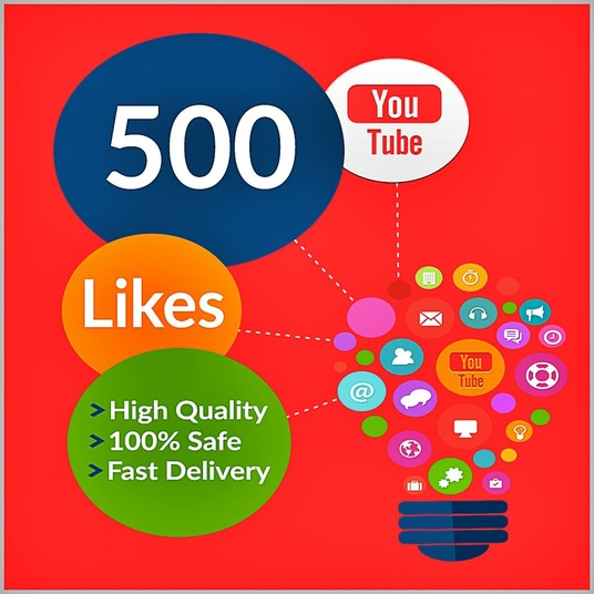 I will Give You 500 YOUTUBE LIKES For Your VIDEO