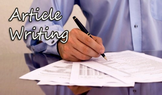 I will  write a 1000 words article or blog post in  English on any subject of your choosing