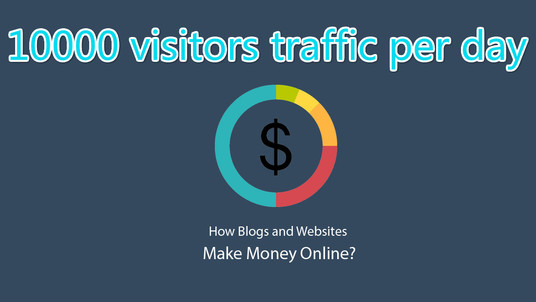 promote your website or blog by sending 10000 visitors traffic per day