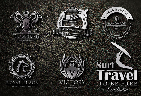 I will Design A Perfect Logo and Badges