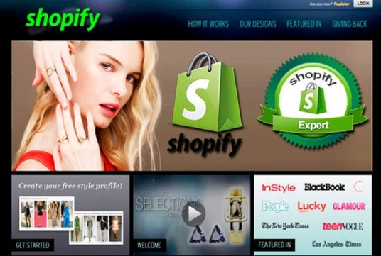 I will Do Shopify Website for your business