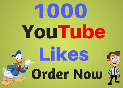 provide 100+ YouTube Likes In 48 Hours
