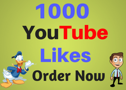 I will provide 100+ YouTube Likes In 48 Hours