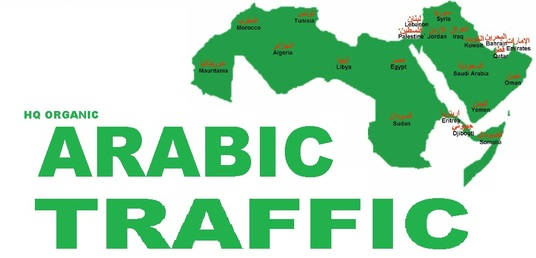 I will drive  1000 low bounce rate real organic Arabic Traffic