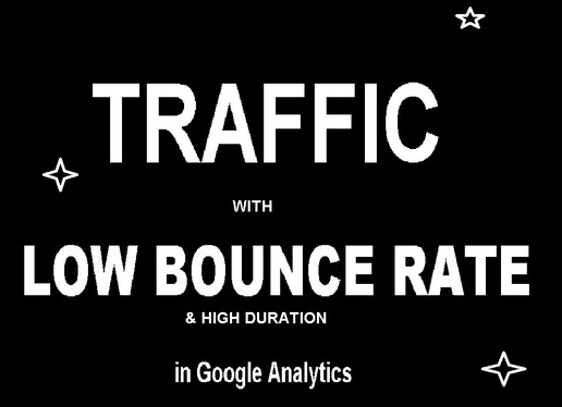 cccccc-send  TARGETED  TRAFFIC with LOW BOUNCE RATE and HIGH DURATION to any  link