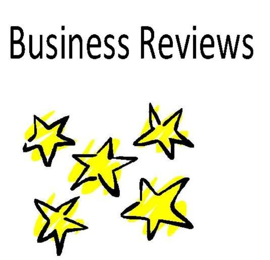 I will write 3 great business and content reviews on any website