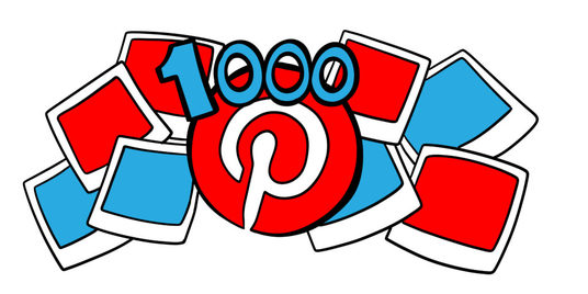 I will provide 1200 Real Pinterest Permanent Followers