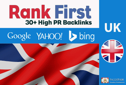 I will manually do high pr UK seo citations backlinks