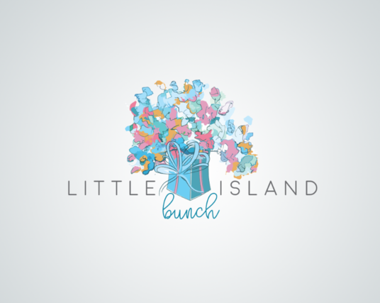 I will design beautiful logo for your brand