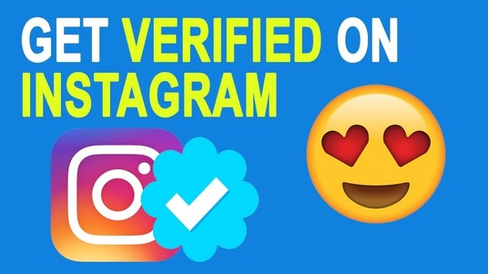 I will give you a solid contact to get you verified on Instagram