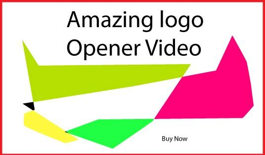I will provide Logo Opener animated Video