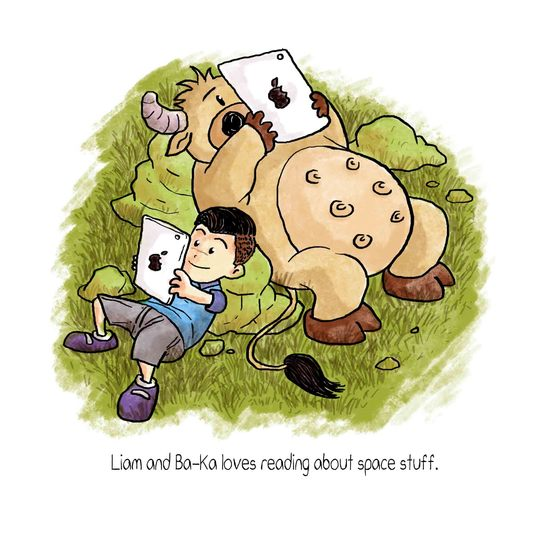I will illustrate your childrens book