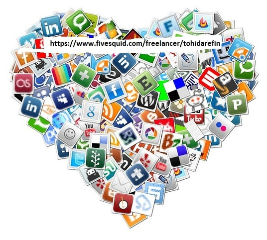 I will Setup your Social fan page or profile for your business