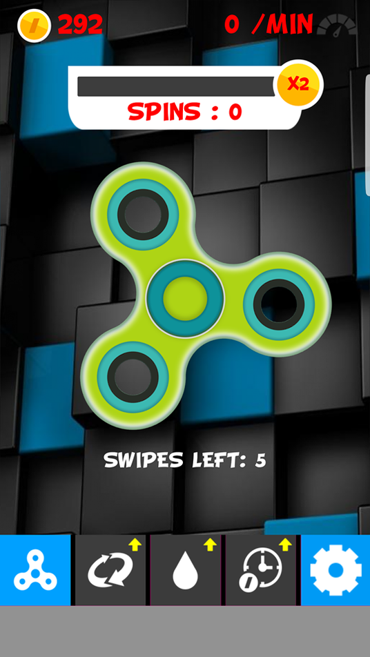 I will Create and Design a Fidget Spinner Game for Android