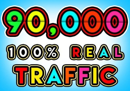 I will DRIVE 90000+ TARGETED Human Traffic to your Website or Blog