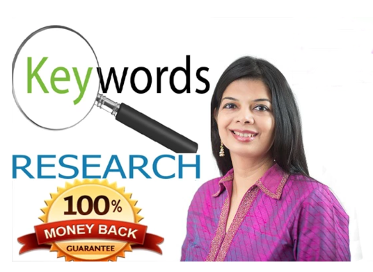 I will Do Keyword Research With Depth Analysis