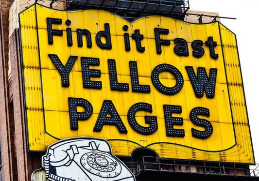 extract data for you from any Yellow Pages 300 records